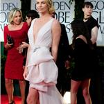 Charlize Theron at the 2012 Golden Globe Awards  103061