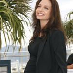 Angelina Jolie and Clint Eastwood at presser for The Changeling at the Cannes Film Festival 2008 20636
