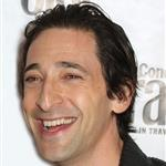 Adrien Brody file photo from WENN 24350