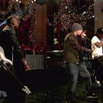 Eminem and Lil Wayne perform on SNL December 2010  76693