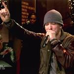 Eminem and Lil Wayne perform on SNL December 2010  76694