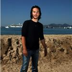 Taylor Kitsch at last year's Cannes Film Festival promoting The Bang Bang Club 61695