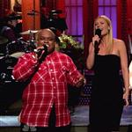 Cee-Lo and Gwyneth Paltrow on SNL  78114
