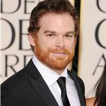 Michael C Hall at the Golden Globes 2011 76841