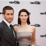 Jake Gyllenhaal and Gemma Arterton promote Prince of Persia in Russia  60930