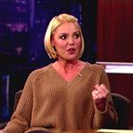 Katherine Heigl on Jimmy Kimmel Live 103411