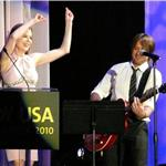 Nicole Kidman and Keith Urban tribute to Simon Baker 53602