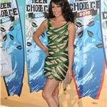 Lea Michele at Teen Choice Awards 2010  66710
