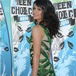 Lea Michele at Teen Choice Awards 2010  66712