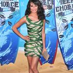 Lea Michele at Teen Choice Awards 2010  66714