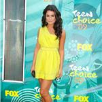 Lea Michele at Teen Choice Awards 2009 66723