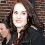 Michelle Dockery visits The Late Show with David Letterman  105381