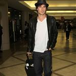 Nina Dobrev Ian Somerhalder fuel dating rumours by flying out after Teen Choice August 2010  66871