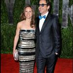 Robert Downey Jr. and his wife Susan at the Oscars 2010 56473