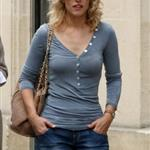 Rachel McAdams shooting Midnight in Paris  67047