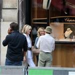 Rachel McAdams shooting Midnight in Paris  67050