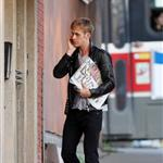 Ryan Gosling in Toronto for W Magazine shoot with Michelle Williams  66766