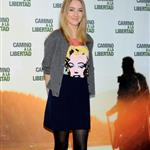 Saoirse Ronan on The Way Back press tour  75544