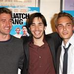Scott Speedman Justin Long Sasquatch Gang premiere 15180