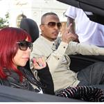T.I. and Tiny go shopping and clubbing  59705