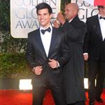 Taylor Lautner at the Golden Globes 2010 53590