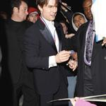 Tom Cruise and John Travolta at Hope for Haiti Now afterparty 54049