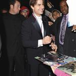 Tom Cruise and John Travolta at Hope for Haiti Now afterparty 54050