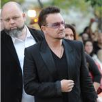Bono opens TIFF with From The Sky Down  93643