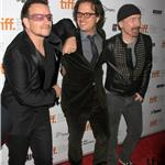 Bono and The Edge open TIFF with From The Sky Down with Davis Guggenheim 93650