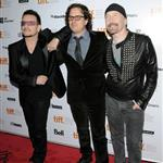 Bono and The Edge open TIFF with From The Sky Down with Davis Guggenheim 93651