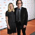 Elisabeth Shue and Davis Guggenheim at TIFF for From The Sky Down 93659