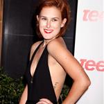 Rumer Willis at Teen Vogue event with sister Tallulah 24943
