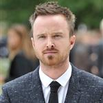 Aaron Paul arrives at the Burberry Spring Summer 2013 Womenswear Show at London Fashion Week 126512