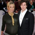 File photos of Sam Taylor-Wood and Aaron Johnson 118431