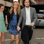 File photos of Sam Taylor-Wood and Aaron Johnson 118435