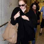 Adele arrives in DC to kick off US tour 85236