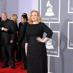 Adele at the 54th Annual Grammy Awards 105694