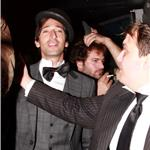 Adrien Brody goes to Ebola Paris Hilton's Halloween party  72056