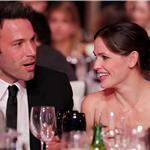 Ben Affleck Jennifer Garner at 16th Annual Critics' Choice Movie Awards January 2011 92517