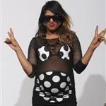 M.I.A. at the Grammy Awards on Sunday 32522