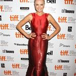 Malin Akerman at 'The Bang Bang Club' TIFF premiere.  Photos from Splash 68958