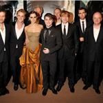 Alan Rickman and cast at the New York premiere of Harry Potter and the Deathly Hallows Part 2 89798