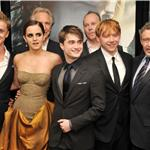 Alan Rickman and cast at the New York premiere of Harry Potter and the Deathly Hallows Part 2 89799