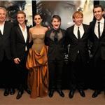 Alan Rickman and cast at the New York premiere of Harry Potter and the Deathly Hallows Part 2 89801