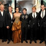 Alan Rickman and cast at the New York premiere of Harry Potter and the Deathly Hallows Part 2 89803