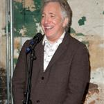 Alan Rickman at BAM afterparty for John Gabriel Borkman 76780