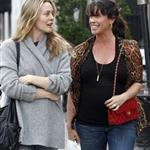 Alicia Silverstone and Alanis Morissette go for dinner  70705