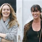 Alicia Silverstone and Alanis Morissette go for dinner  70710