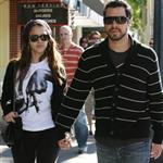 Jessica Alba and Cash Warren out and about yesterday 29806