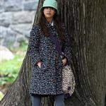Jessica Alba on the New York set of her next movie An Invisible Sign of My Own 26983
